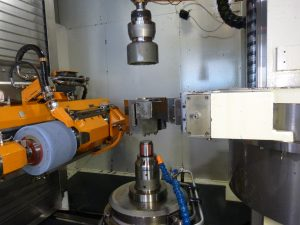 Hainbuch mandrel Workholding