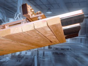 timber handling with Unigripper