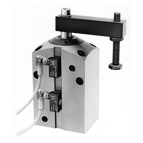 Swing clamp with sensor 500x500
