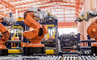 Australian companies are ramping up for automation