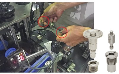 Case Study: Complicated changeover in assembling machines made simple